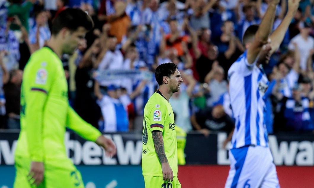 Lionel Messi VIDEO Leganes - Barcelona 2-1