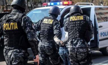 politia a retinut un agent de paza
