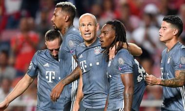 Benica - Bayern 0-2 UEFA Champions League