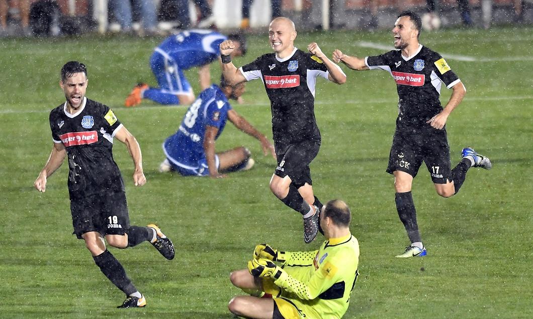 FOTBAL:FC VOLUNTARI-CSM POLITEHNICA IASI, LIGA 1 BETANO (16.09.2018)