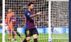 Lionel Messi UEFA Champions League Tottenham 2-4