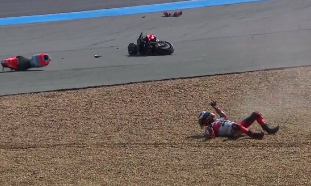 accident lorenzo