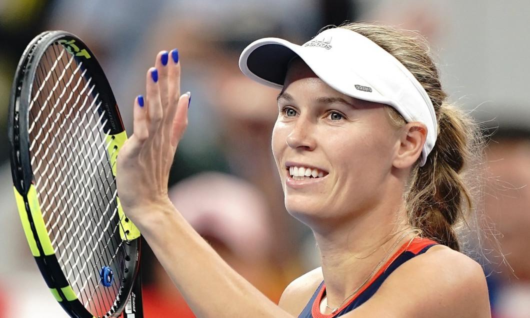caroline wozniacki WTA Beijing