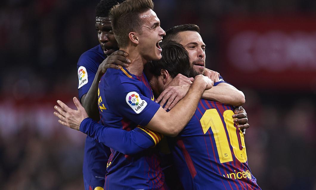 Sevilla v FC Barcelona - La Liga