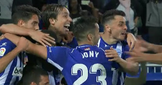 VIDEO Alaves - Real 1-0