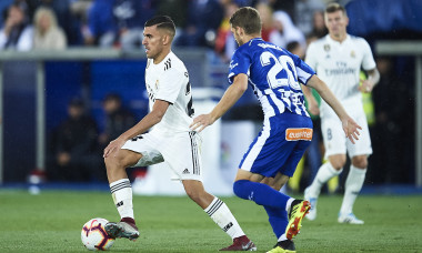 Deportivo Alaves v Real Madrid CF - La Liga