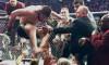 Khabib Nurmagomedov a sărit la bătaie după lupta cu McGregor