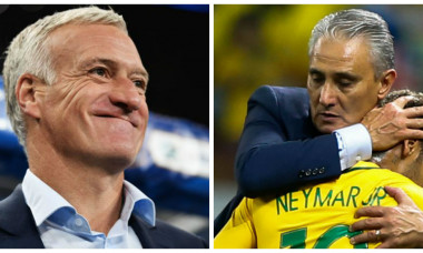 Deschamps si Tite