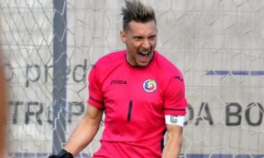 Ionut Radu, România U21