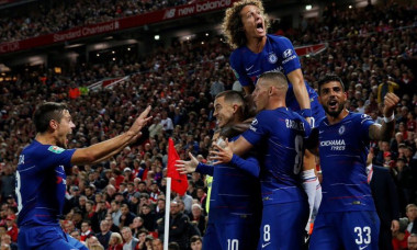 Chelsea bucurie David Luiz