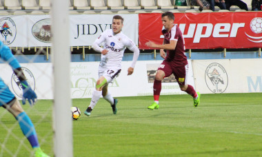 FOTBAL:GAZ METAN MEDIAS-FC VOLUNTARI, PLAY OUT, LIGA 1 BETANO (17.05.2018)