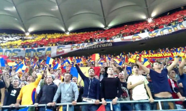 Fanii echipei naționale promit un spectacol de zile mari