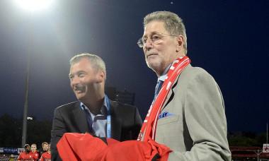 Cornel Dinu a felicitat Dinamo pentru numirea lui Mircea Rednic