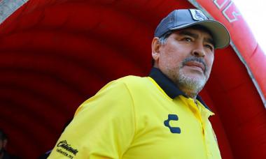 Diego Armando Maradona criticat pentru atacurile contra lui Messi