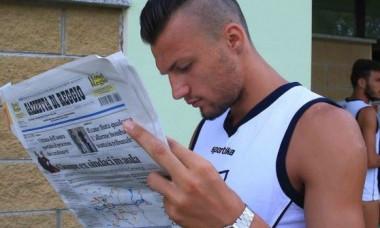 Vasile Mogos ziar
