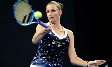 Karolina Pliskova s-a calificat la Turneul Campioanelor