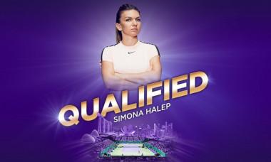 Simona Halep la Turneul Campioanelor 2018. Taboul complet