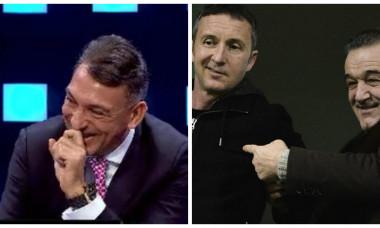 Ilie Dumitrescu, Gigi Becali și Mihai Stoica