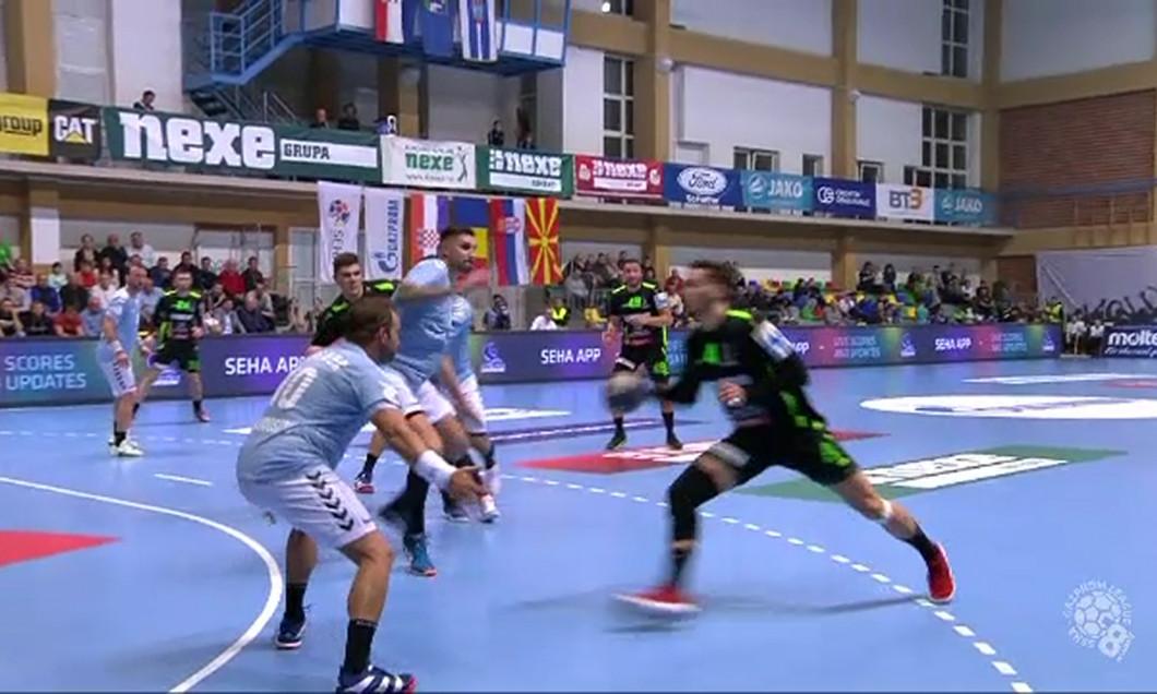 Nexe - Steaua 28-23