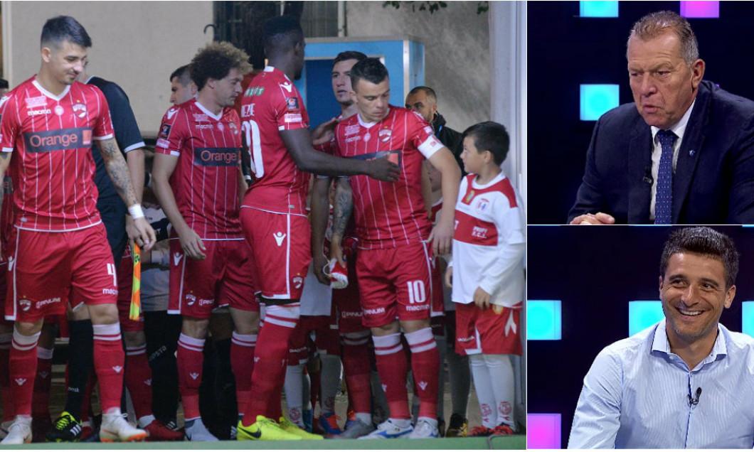 Helmuth Duckadam și Daniel Niculae au lăsat deoparte rivalitatea cu Dinamo