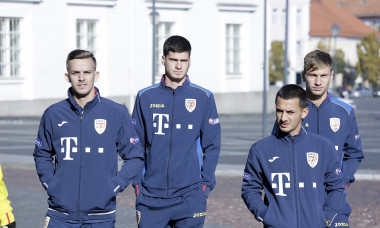 Nicusor Bancu, Tudor Baluta, Denis Dragus si Alexandru Mitrita