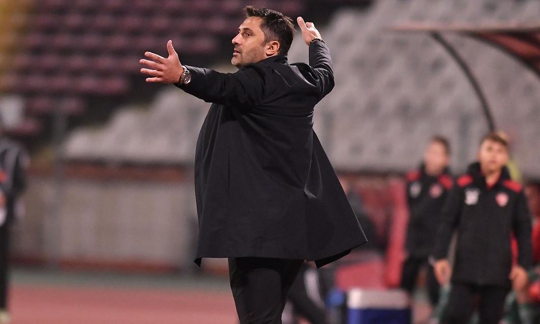 Claudiu Niculescu avea ambiții mari ca antrenor la Dinamo