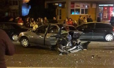 Alexandru Doroftei implicat intr-un accident in Ploiesti
