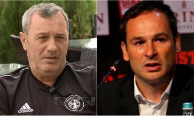 Mircea Rednic și Ionuț Negoiță au mai colaborat până acum o dată la Dinamo