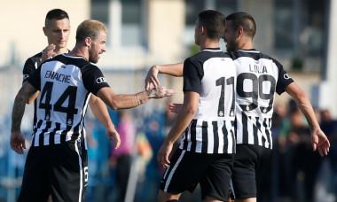 Enache goluri amical Partizan