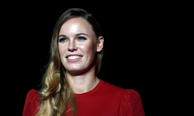 Wozniacki a atras toate privirile la Singapore / Foto: Getty Images