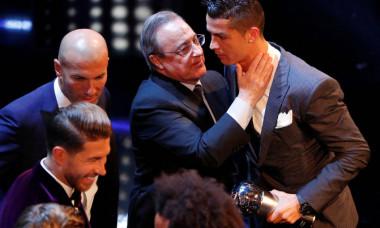 Perez si Ronaldo