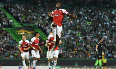 Sporting CP v Arsenal - UEFA Europa League - Group E
