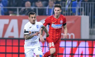 Dennis Man Alexandru Mitriță Craiova - FCSB 2-1