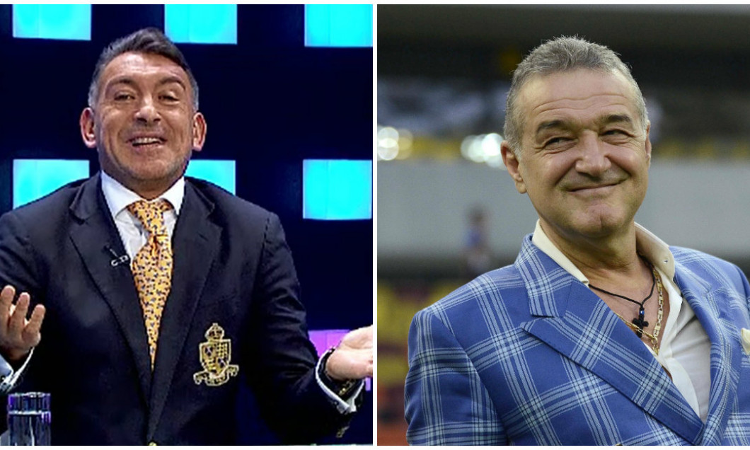 Ilie Dumitrescu, Gigi Becali
