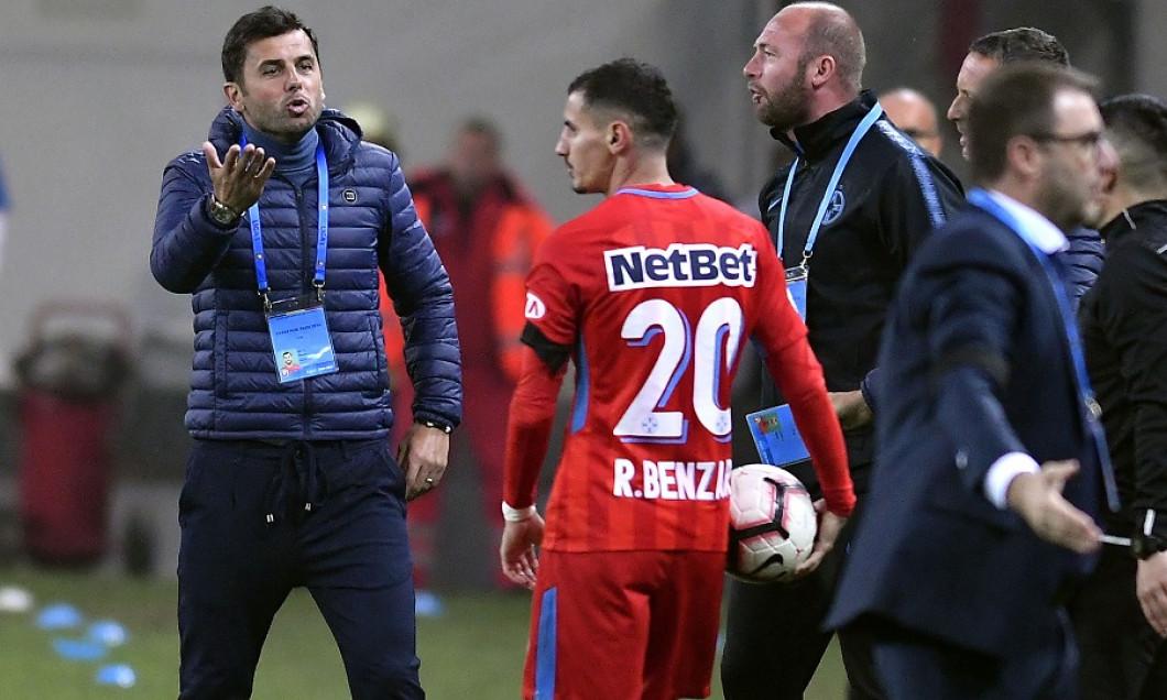 Nicolae Dică are probleme peste probleme la FCSB