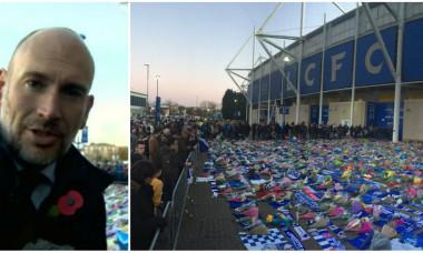 Dan Roan gest incalificabil la Leicester