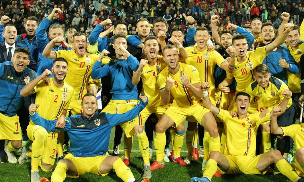 FOTBAL:ROMANIA U21-TARA GALILOR U21, CALIFICARI EURO 2019 (12.10.2018)
