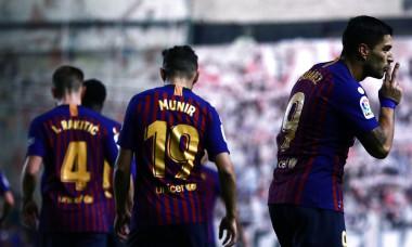 Luis Suarez face furori la Barcelona