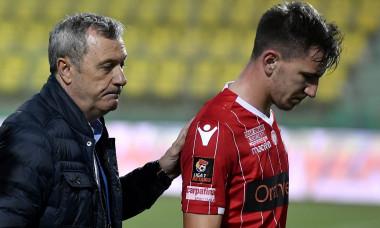 Dejan Sorescu, Mircea Rednic, Dinamo