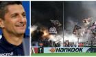 Lucescu jr PAOK suporteri