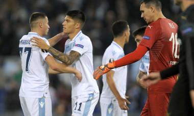 SS Lazio v Olympique de Marseille - UEFA Europa League - Group H