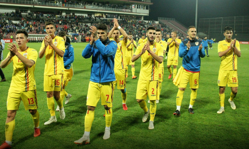Romania U21 calificare