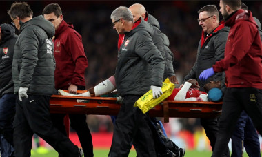 welbeck accidentat