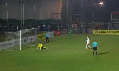 Gicu Grozav penalty