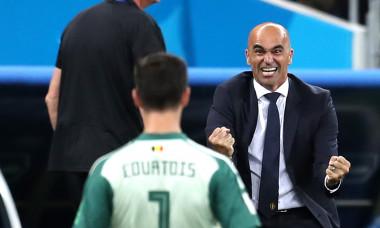 Roberto Martinez selectionerul Belgiei o variantă la Real Madrid