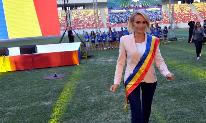 MM Stoica a atacat-o pe Gabriela Firea din cauza stării gazonului de pe Arena Națională