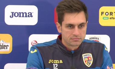 Ciprian Tătărușanu, echipa națională