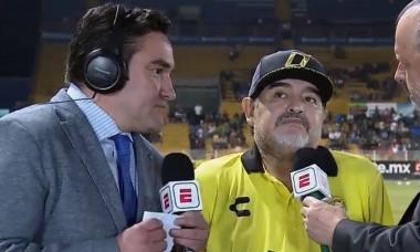 maradona interviu