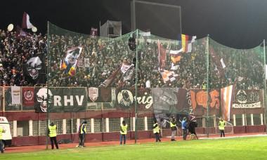 Rapid - Inainte modelul ultimul meci oficial pe stadionul Giulesti 3