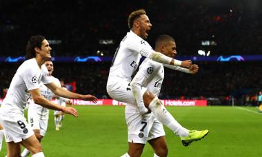 Neymar gol PSG - Liverpool UEFA Champions League